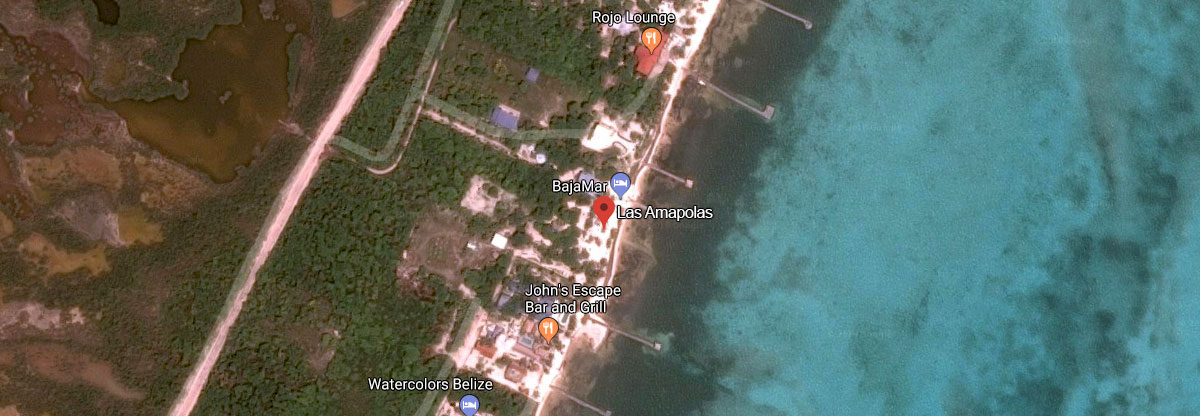 Las Amapolas Google Map