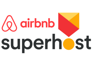 Nellie's Property Management Airbnb Superhost Badge